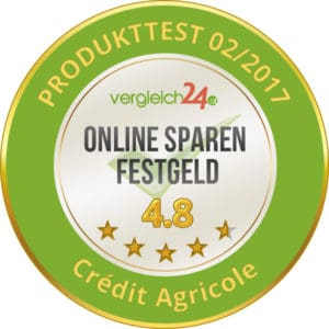 credit agricole test