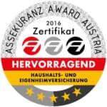 Assekuranz Award Austria 2016