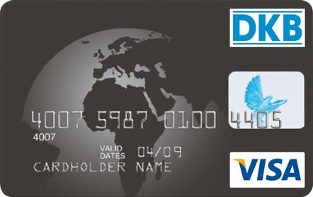 DKB Visa-Card
